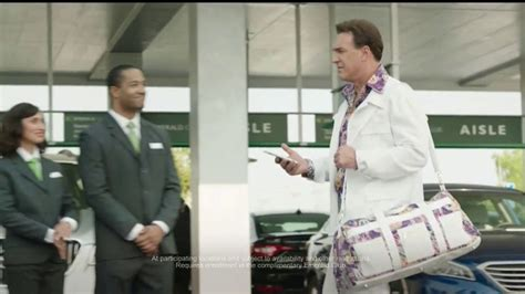 patrick warburton commercial national car rental tv commercial suits me featuring