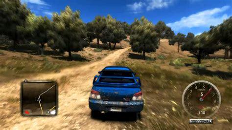 subaru wrx off road subaru impreza wrx sti off road driving in tdu2 youtube