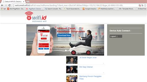 Wifi Yg Bisa Dibawa Kemana Saja solusi wifi id indihome yang tidak bisa login trakit software trakit software