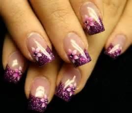 cool purple nail for autumn fall 2015 reasabaidhean