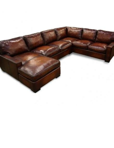 distressed leather corner sofa the 25 best industrial sectional sofas ideas on pinterest