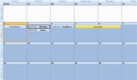 how to make a professional calendar a professional calendar agenda view that you will use
