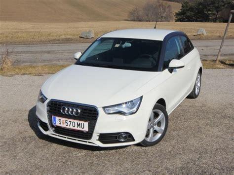 Test Audi A1 by Audi A1 1 6 Tdi Testbericht Auto Motor At