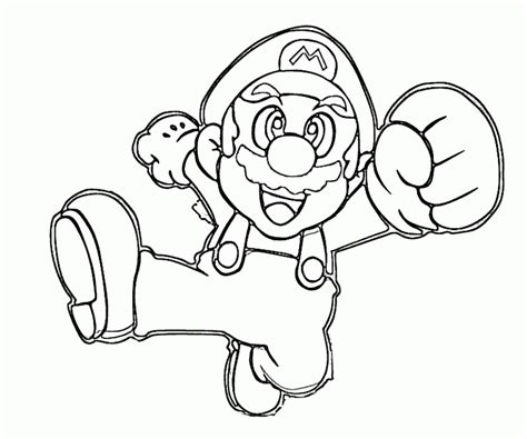 super mario characters pictures coloring home