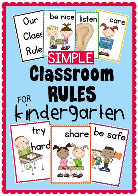 printable school rules poster the 25 best classroom rules poster ideas on pinterest