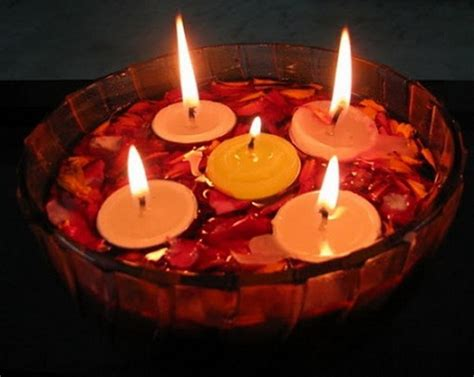 diwali decoration tips and ideas for home diwali candles ideas diwali floating candles decorations
