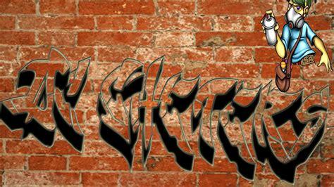 tutorial photoshop cs3 graffiti como crear un graffiti con photoshop tutorial completo