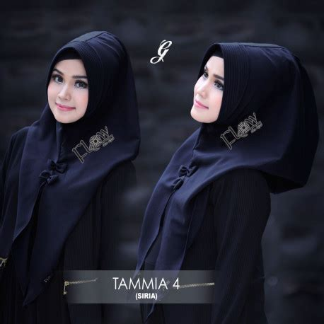 Tammia Instant Jilbab Anak Muda Terbaru Jilbab Tammia 4 By Flow Pusat