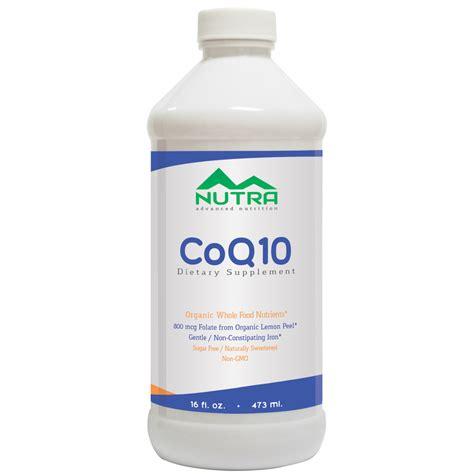 supplement or supplement label coq10 liquid supplement manufacturer