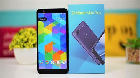 unboxing asus zenfone max plus m1 indonesia