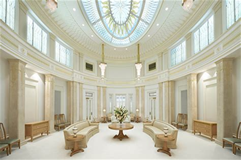 celestial room arizona temple opens for tours church news and events