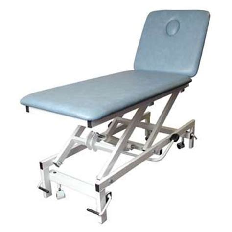 physiotherapy couch vision 2 section examination couch examination couches