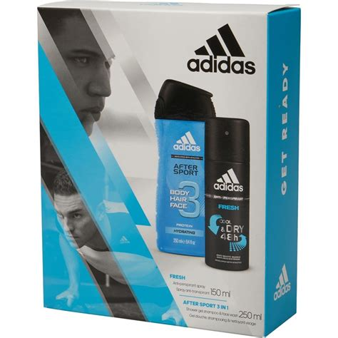 Adidas After Sport Shower Gel buy adidas mens cool after sport 150ml anti