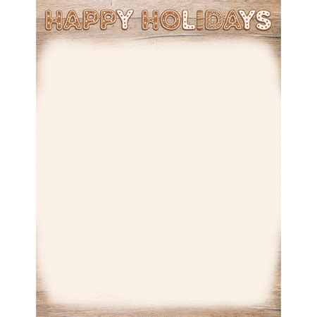 decorative paper walmart great paper gingerbread cookie decorative letterhead paper