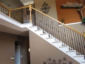 Stairs With Spindles by High Quality Powder Coated Iron Stair Parts Ironman1821