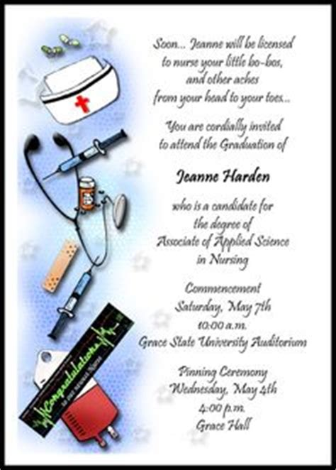 Mba Graduation Announcements Cards by 1000 Images About Nursing Graduation Ideas 3 13 On