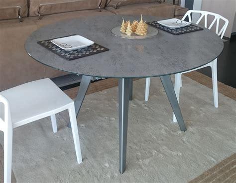 tavoli in cristallo rotondi tavoli da pranzo rotondi in cristallo la scelta giusta 232