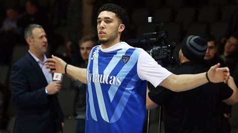 Liangelo Draft Liangelo Can Declare For Nba Draft But Not Even