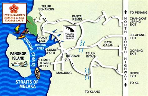 damai resort map swiss garden golf resort spa damai laut lumut
