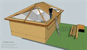 Hip Roof Model Measure Hip Roof Framing De Mystified By Modeling