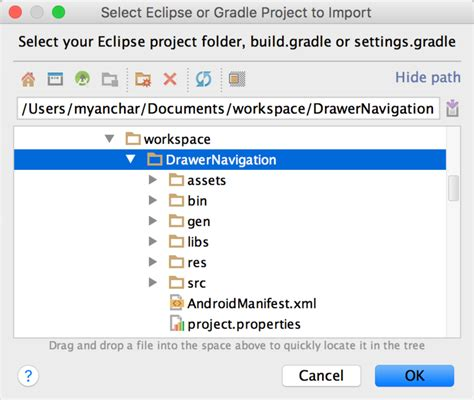 android migrate migrate to android studio android developers