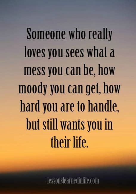 Someone Really by Lessons Learned In Lifesomeone Who Really You