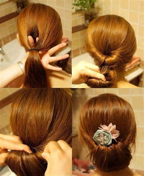 easy hairstyles for hair your