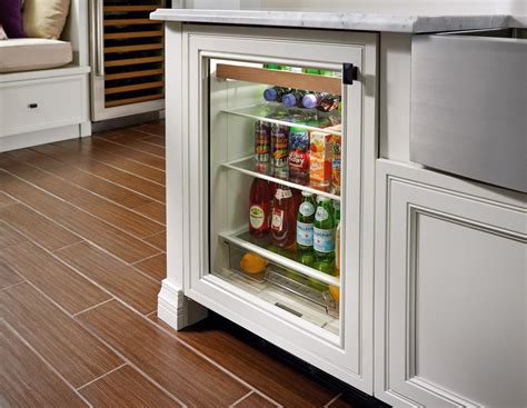 installing wine cooler in existing cabinet undercounter refrigerator drawers installation