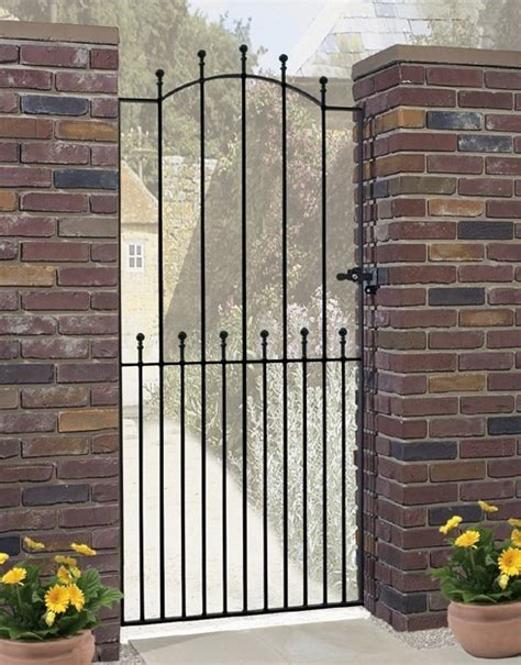 manor wrought iron side gate wrought iron gates direct