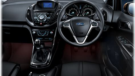 mpv car interior ford b max mpv interior image gallery pictures photos