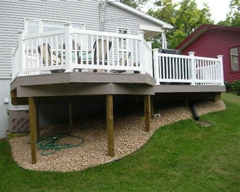 how to level a hilly backyard 1000 ideas about under deck landscaping on pinterest