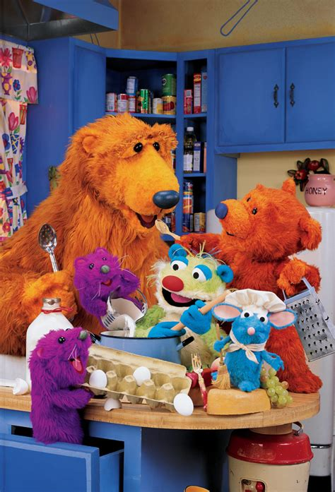 big house tv show bear in the big blue house tv show series mas