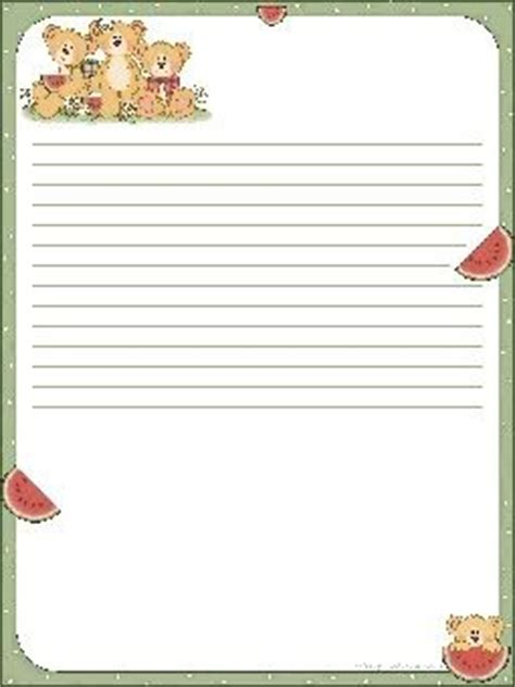 printable recipe stationery 43 best images about stationery and note cards on