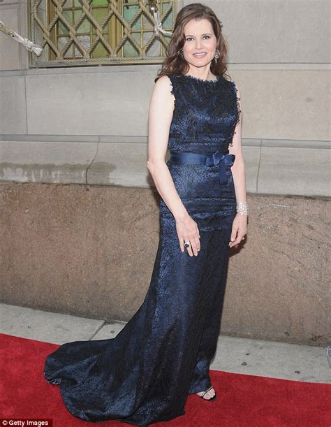 Geena Davis is still turning heads on the red carpet, 20 years after starring in film hit Thelma