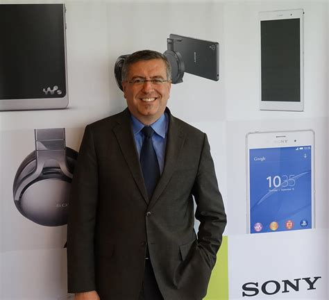 Mobile Hängematte by Sony Mobile Communications Ha Una Nuovo Country Manager