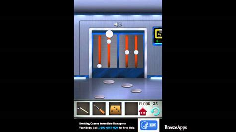 100 Floors Level 85 Not Working - 100 floors level 25 walkthrough 100 floors solution floor