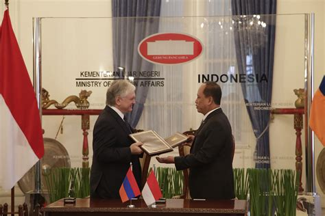 Letter Of Intent Indonesia Dengan Imf penandatanganan letter of intent antara menristekdikti
