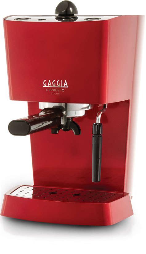 Coffee Maker Gaggia manual espresso machine ri8154 80 gaggia