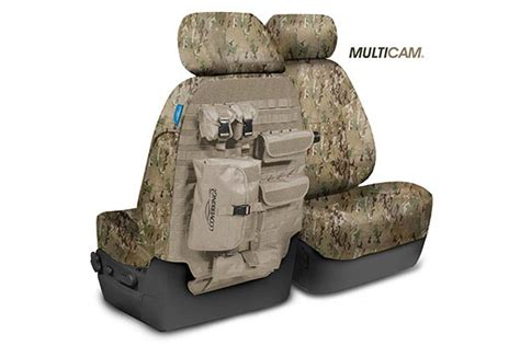 Multicam Jeep Seat Covers Skanda Multi Camo Seat Covers From Coverking Tactical