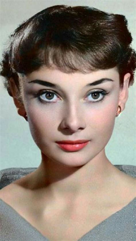 hepburn eye color hepburn beautiful color photo of
