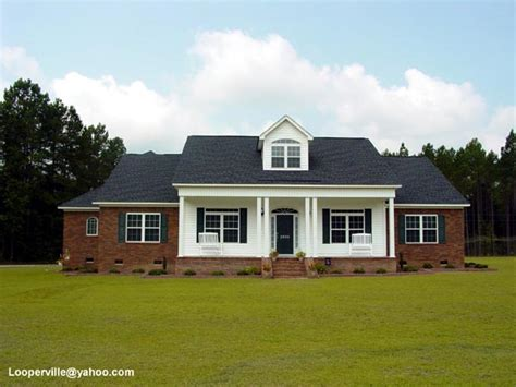 ranch farmhouse plans cape cod country farmhouse ranch house plan 92446
