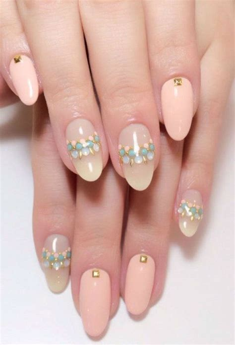Nail Also Search For 48 Best Wedding Nail Design Ideas