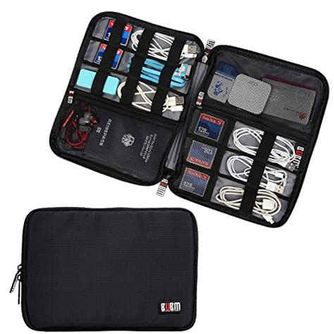 amazon travel accessories bubm travel gear organizer electronics accessories bag