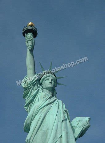 what color is the statue of liberty statue of liberty color photos of an ear