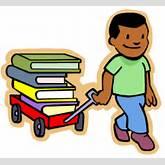 Library Books Clip Art - Cliparts.co