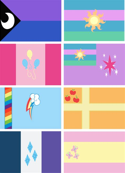 Flag Banner Pony my pony pusheen cat wallpaper