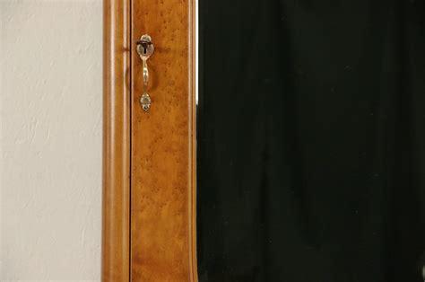 birdseye maple armoire sold curly birdseye maple 1910 antique armoire wardrobe