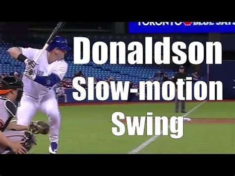 ken griffey jr swing slow motion josh donaldson swing before after doovi