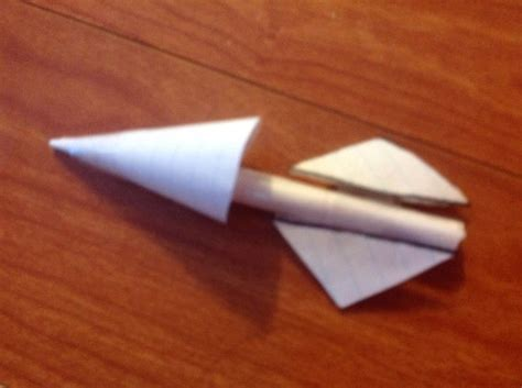 Make Paper Rocket - 4 easy ways to make a paper rocket wikihow