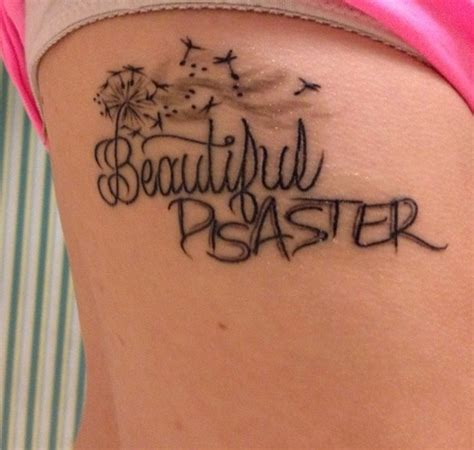 beautiful disaster tattoo designs beautiful disaster